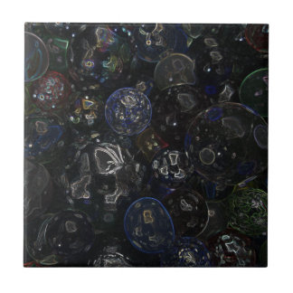 Holographic Marbles Tile