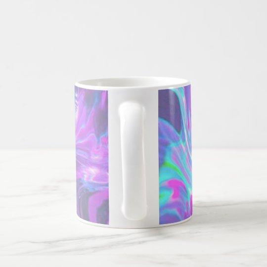 Holographic mug