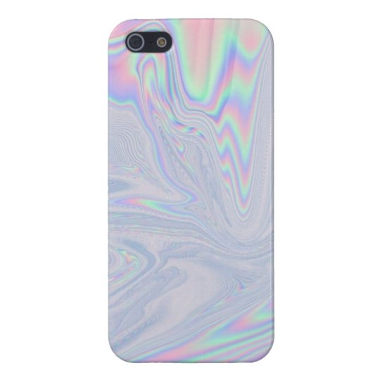 holographic style print iPhone 5s case iPhone 5