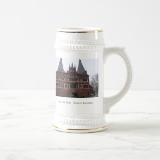 Holsten Gate -  Lubeck Germany Beer Steins