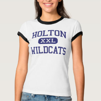 Holton - Wildcats - High School - Holton Kansas T-Shirt