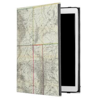 "Holt's New Map, Wyoming iPad Pro 12.9"" Case"