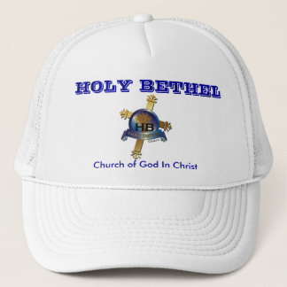 Holy Bethel Church of God In Christ Cap