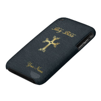Holy Bible Christian Themed iPhone 3 Cases