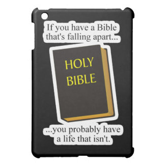 Holy Bible iPad Mini Case