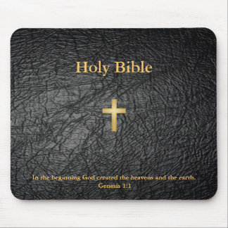 Holy Bible Mousepad