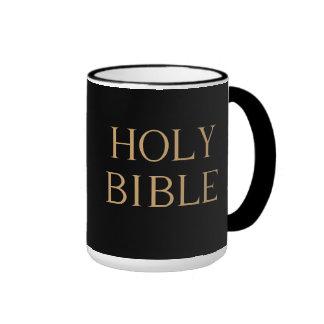 """Holy Bible"" Mug"