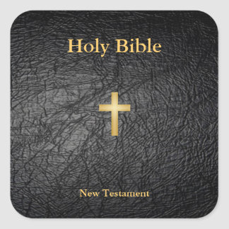 Holy Bible Sticker
