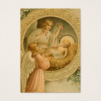 Holy Cards (Quote): Love Came Down at Christmas