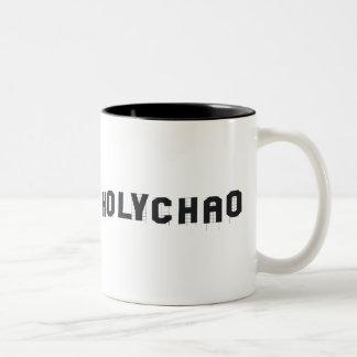 Holy Chao mug