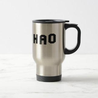 Holy Chao travel mug