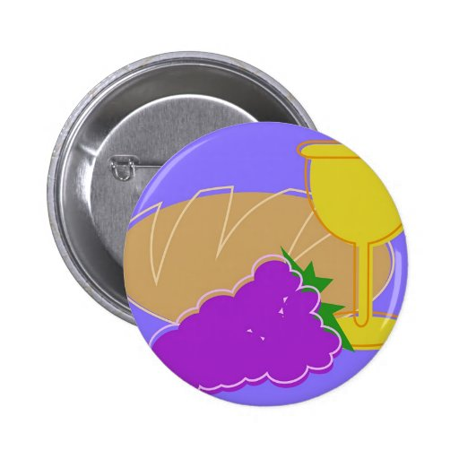 Holy Communion Buttons