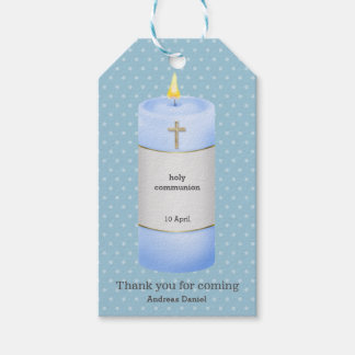 Holy Communion Thank You * Choose background color Gift Tags