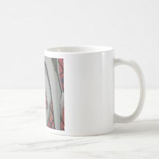 Holy cow basic white mug