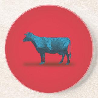 Holy Cow... No.1 Farm Series Coaster