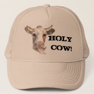 Holy Cow! Trucker Hat