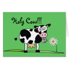Holy Cow-You're getting Married Card