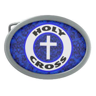 Holy Cross Belt Buckle