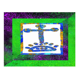 Holy Cross - Love you Jesus Post Cards