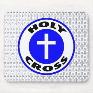 Holy Cross Mouse Pad