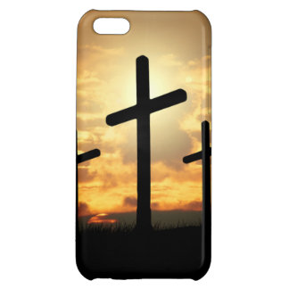 Holy Crosses iPhone 5C Case