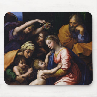 Holy Family , 1518 Mouse Pad