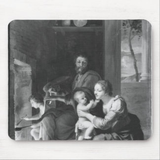 Holy Family, after 1650 Mouse Mat