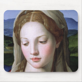Holy Family with St. Anne and the infant St. John Mouse Pad
