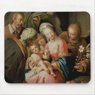 Holy Family with St. Anne Mousepad