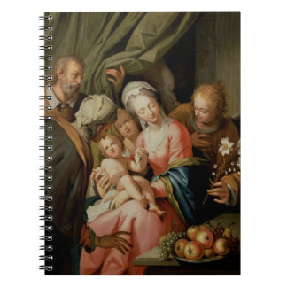 Holy Family with St. Anne Notebooks