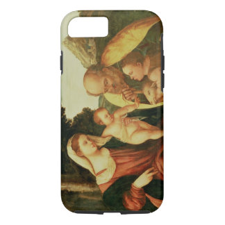 Holy Family with St. John iPhone 8/7 Case