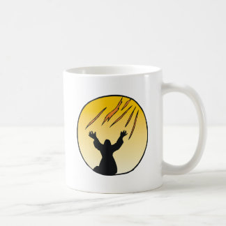 Holy Ghost Basic White Mug