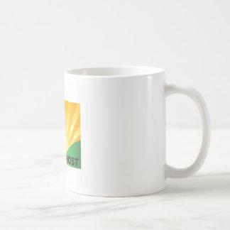 holy ghost field coffee mug
