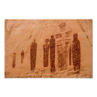 Holy Ghost Great Gallery Pictograph Photo Print