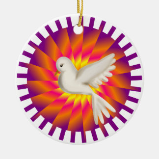 Holy Ghost Holy Spirit Paraclete Ornament