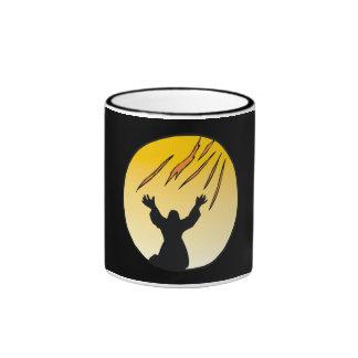 Holy Ghost Ringer Mug