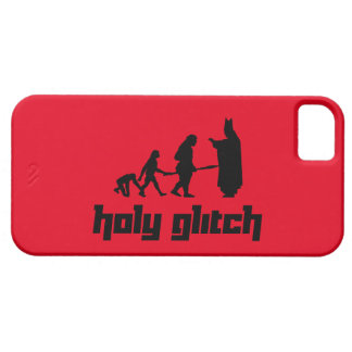 Holy Glitch iPhone 5 Cases