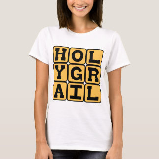 Holy Grail, Cup From Last Supper T-Shirt
