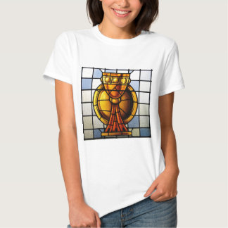 Holy Grail Stained Glass - Sacrament Shirts