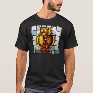 Holy Grail Stained Glass - Sacrament T-Shirt