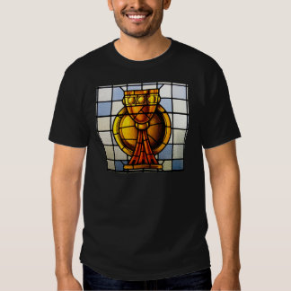 Holy Grail Stained Glass - Sacrament T Shirts