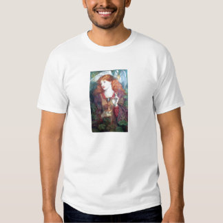 Holy Grail Woman & Chalice T-shirt