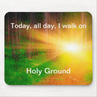 Holy Ground — Mousepad