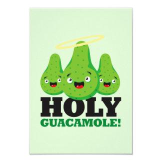 Holy Guacamole! Cinco de Mayo Party Invitations