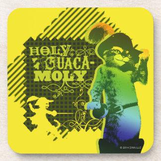 Holy Guacamole Coaster