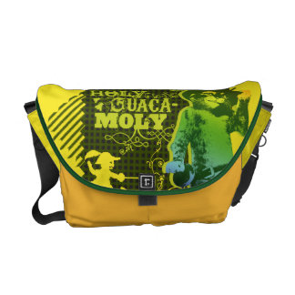 Holy Guacamole Courier Bag
