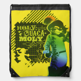 Holy Guacamole Drawstring Bag