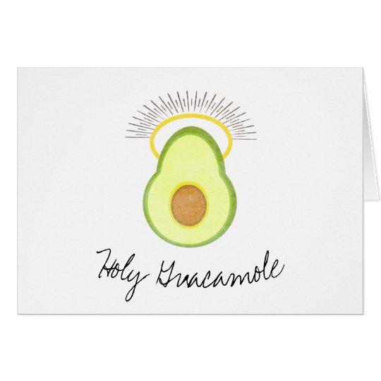 Holy Guacamole, Getting Older, Birthday Funny Card