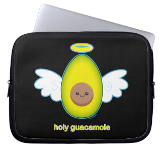 Holy Guacamole Laptop Computer Sleeves