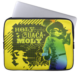 Holy Guacamole Laptop Sleeves